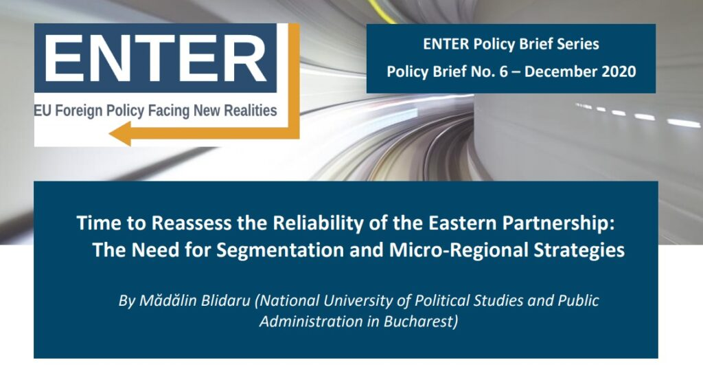 Time to reassess the reliability of the Eastern Partnership: the need for segmentation and micro-regional strategies